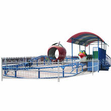 Various cheap roller coaster theme park rides slide worm train for sale