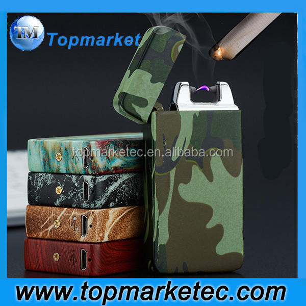 china factory produce usb lighter/single arc lighter