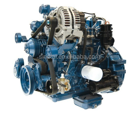 High Quality Low-speed power WP3 series diesel engine for highway bus and public bus, made in China