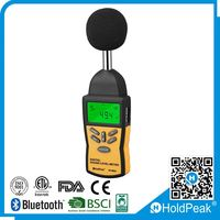 Professional Digital Noise Meter Sound Level Meter for Factory, office, roads of measurement