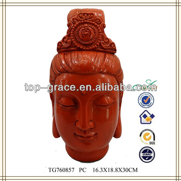 polyresin antique buddha for sale