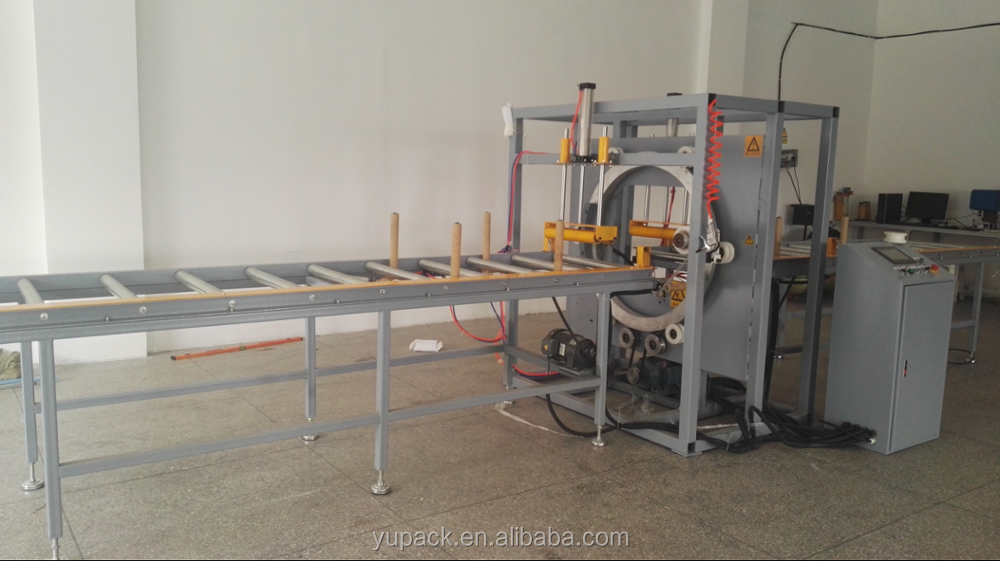S800E fully automatic horizontal wrapping machine