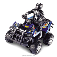 1:10 Scale big Wheesl Car RC car,RC ATV Cross-Country Motorcycle