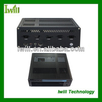 Iwill X8 color computer cases for industrial computer
