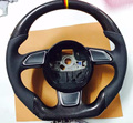 High quality carbon fiber steering wheel for Audi A4L
