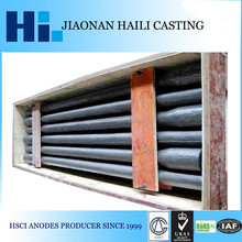 High Silicon Cast Iron for Cathodic Protection Anode