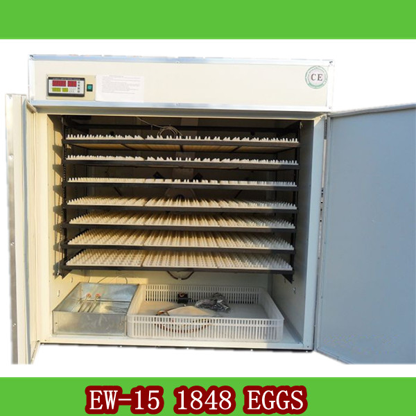 HHD hot selling incubator 1848 egg hatching price
