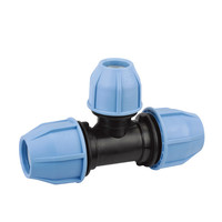 Reducing tee/French Reducer/plumbing fitting pipe hdpe-CYBDXY Wangzihan