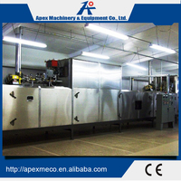 Wholesale factory price biscuit tunnel baking oven