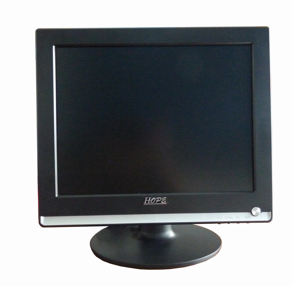 Wholesale Price 15inch Super Tft Lcd Color Tv Monitor/ Led Computer Monitor / Tv