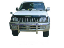 1995-2002 Toyota Prado FJ90 Stainless steel grille guard,front guard,front bumper guard
