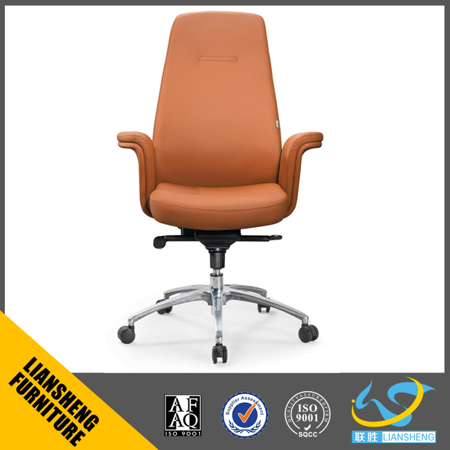 2017 hot sale modern design high back ergonomic swivel office chair in FOSHAN