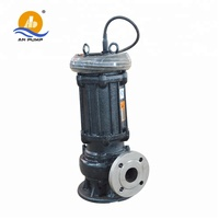 Sewage submersible water pump single phase