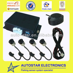 Car active parking sensor system D0453 with beeper