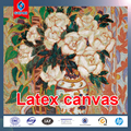 Latex Polyester Canvas