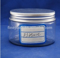plastic cylindrical container