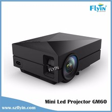 Top 10 Multimedia GM60 Home Theater Use 1080p Full Hd projector latest projector mobile phone,Cheap Mini Led Projector