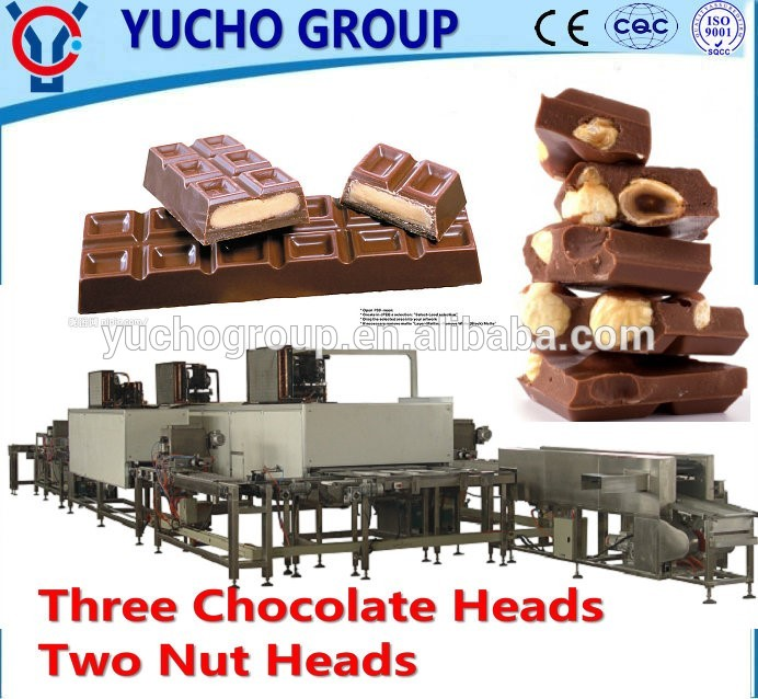 China Big Factory Good Price Chocolate Cooling Tunnel
