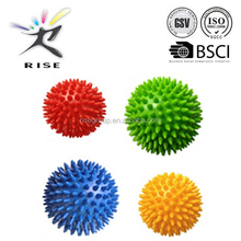 Nuture Rubber International standard Lacrosse ball spiky massage ball