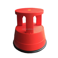 Supermarket Stools Plastic Foot Stool With