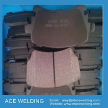 Automobile brake pad D340 for Citroen on sale