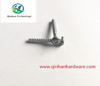 brass six-lobe tamper anti-theft machine screw