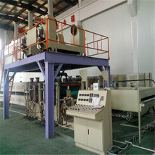automatically fiber cement fence wall board panels molding machine