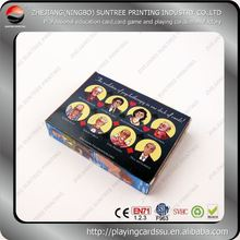 280GSM Custom Mahjong Printed Paper Playing Cards