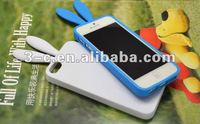 for iphone 5 TPU rabbit case