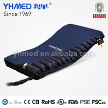 Inflatable bed-type anti bedsore vibrator air mattress massager