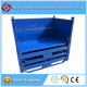 Industrial Warehouse Wire Bulk Containers Collapsible Stackable Steel Mesh Stillages/ Stacking Metal Cages/ Storage Cage