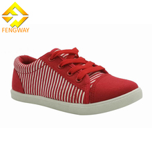 Professional Manufacturer Supply stylish custom printed canvas shoes kids