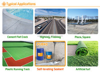 Rehabilitation & Maintenance Construction Materials Adhesive/Sealer/Sealants