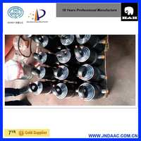 Professional Multi stages tailgate hydraulic cylinder