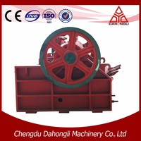 Hot selling construction jaw crusher pe series