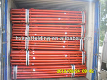 props scaffolding props steel props 3.6m pipe support