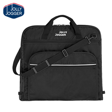 "44"" travel foldable Garment Bag with Shoulder Strap Carry On business Suit organizer"