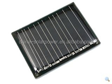 small mini epoxy solar panel for toys, phones, lights
