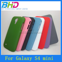 New products fpr Samsung Galaxy S4 mini colorful hard case for girls