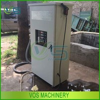 water jet coin operate electric car washing machine/self-service car washer in China