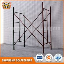 Guangzhou high quality light weight steel construction scaffolding material