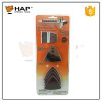 Renovator Oscillating Tool Accessories scraper sanpaper Adaptor Mix Kit