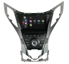 "8"" 2 din 4-core android 4.4 car radio multimedia dvd gps player with 3g wifi,mirror link for hyundai AZERA,Grandeur,HG,I55"