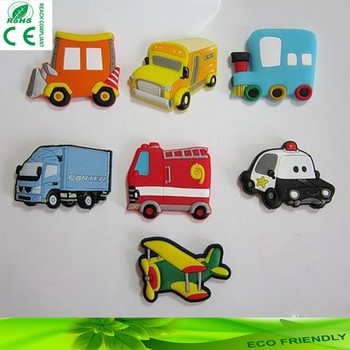 Convenient Home Decoration Fridge Magnet Beautiful Silicone Fridge Magnet