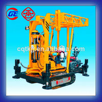 Multi Purpose GX-1TDL Geotechnical crawler diamond core drilling rigs