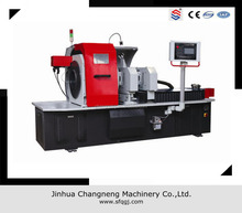 For fire extinguisher industry with rotary cutter automatic pipe cutting machine