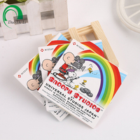 Cartoon Printed Office Table Paper Sticky