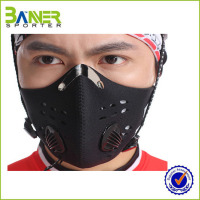 Custom made wholesale neoprene cycling motorcycle face mask