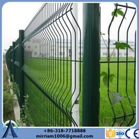 High quality 50*50mm temporary construction fence panel/cheap fence panels/ portable dog fence