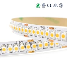 Warm white 3528 240 leds per meter flexible led strip light manufacturer